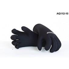 Перчатки 5-ти палые мокрого типа нейлон/нейлон 5мм