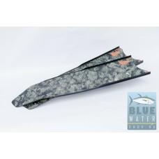 Карбоновые лопасти для подводной охоты LeaderFins Neo Carbon (технология сэндвич)