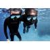 Маска для подводной охоты  FRAMELESS L-1 Leaderfins