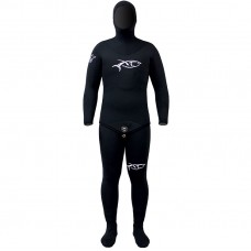 Гидрокостюм XT Diving Pro Yamamoto BLACK YAM 45 нейлон/открытая пора